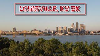 Kentucky's Largest City: Downtown Louisville, Kentucky 5K.