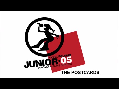 Junior Eurovision 2005 : The Postcards