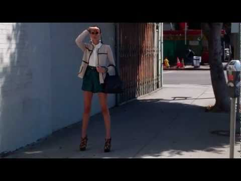"""Christopher Mannor Styled """"City Chic"""" Fall Fashion Editorial"""