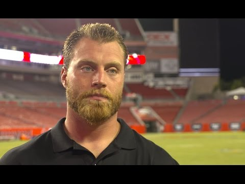 Kruger postgame Interview: Browns vs. Buccaneers