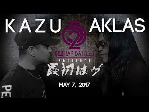 052 Rap Battles-AKLAS VS KAZU