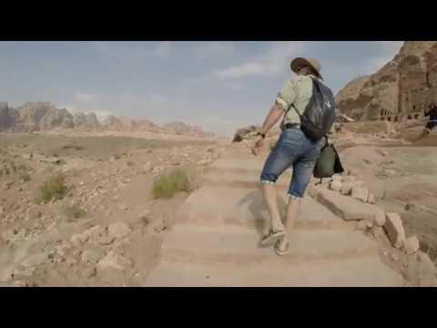 Krótki wypad do Jordanii - Akaba, Wadi Rum, Petra