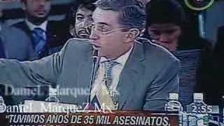 Turno de Uribe 2008 Cumbre Grupo Rio 1