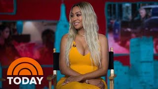 La La Anthony Dishes On Appearing In Drake's 'In My Feelings' Video | TODAY