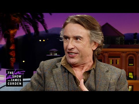 Steve Coogan Also Has a Very Particular Set of Skills