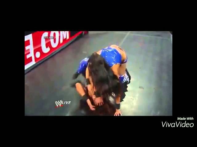 WWE Brie Bella MV - Drop Girl (Remix)