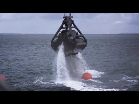 Subsea cutting   Husqvarna Special Applications