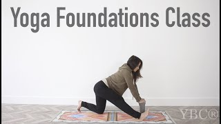 23 Minute Yoga Foundations Class