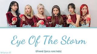 "GFRIEND (여자친구) - ""EYE OF THE STORM"" _(EASY LYRICS …"