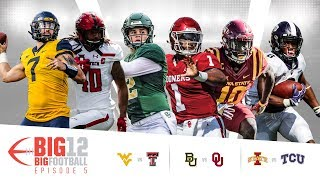 Big 12 Big Football - Week 5