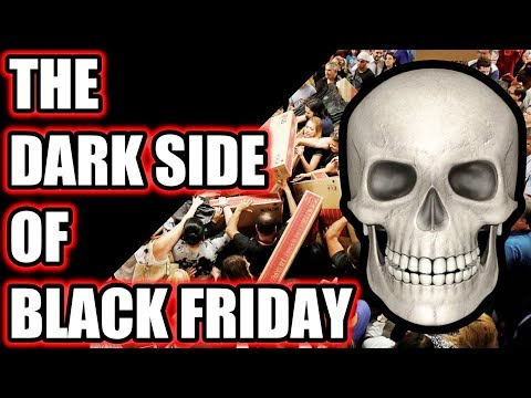 The Dark Side Of Black Friday
