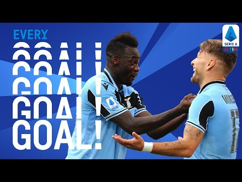 Immobile, Caicedo, Lukaku and Cristiano All at the Double! | EVERY Goal R22 | Serie A TIM