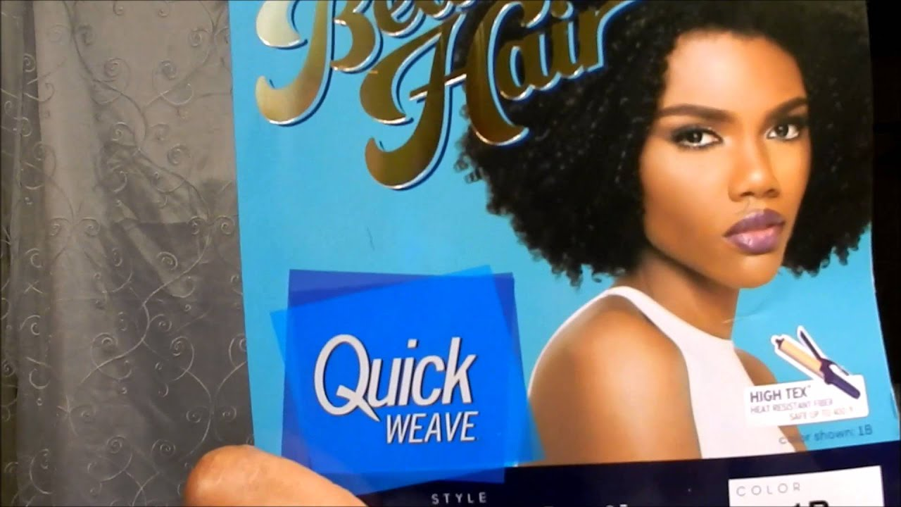 Big beautiful hair outre quick weave youtube pmusecretfo Gallery