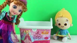 Prenses Anna Ve Mete Neler Öğrendi? Eğitici Videolar