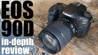 Canon EOS 90D review: IN-DEPTH vs 80D vs 7D II vs M6 II