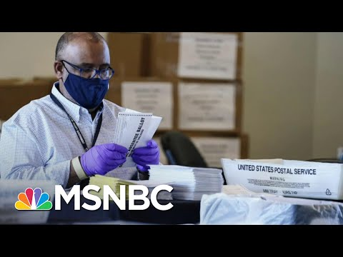 How Republicans Are Using 'The Big Lie' To Push Racist Voter Suppression | All In | MSNBC