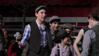 Meet the Newsies: Davey (Ben Fankhauser)