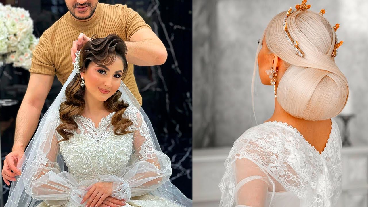 Stunning Wedding Hairstyles Tutorials for 2021 | Top Party & Bridal Hair Transformations