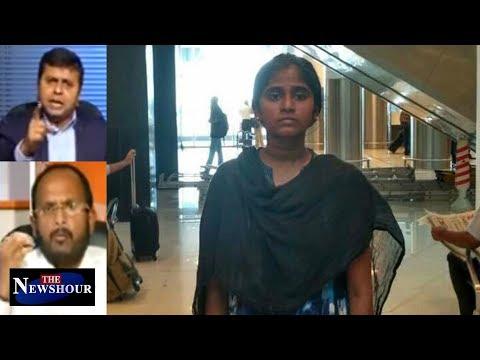 Politics Claimed Anitha's Life | The Newshour Debate (2nd September)