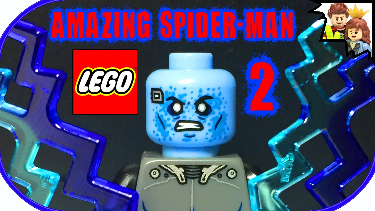 LEGO Amazing Spider-Ma...