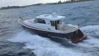 Rockharbour 42 Ips - A Downeast Style Cabin Cruiser