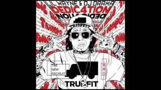 Lil Wayne Dedication 4  x DJ Drama - Dedication 4 Intro