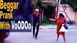 Beggar With Voodoo Prank (Epic Reaction) - Zfancy
