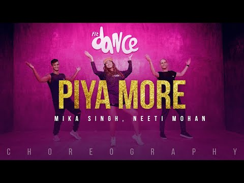 Piya More  -  Mika Sing, Neeti Moham, Sunny Leone | FitDance Channel (Choreography) Dance Video