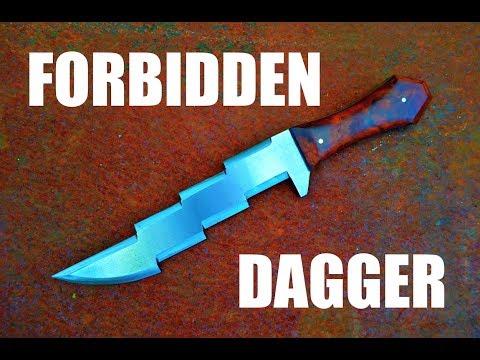 Knife Making - Forbidden Dagger
