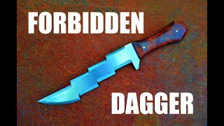 Knife Making - Forbidden Dagger thumbnail