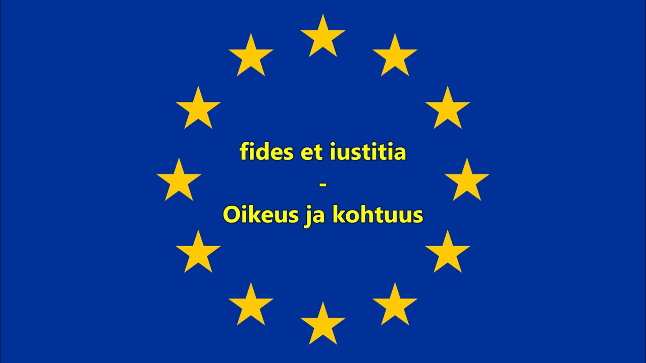Eurooppa Hymni