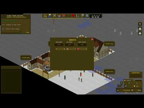 PC Longplay [863] RPG Tycoon