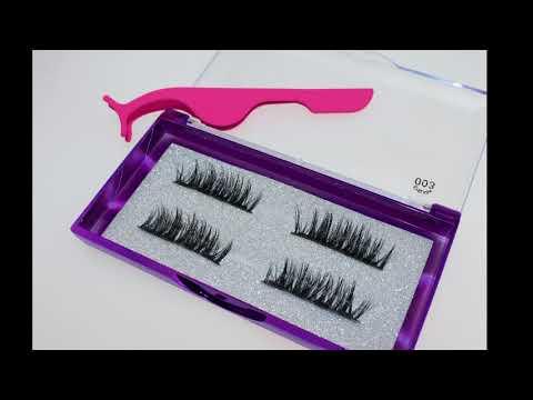 Magnet Eyelashes