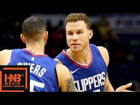 Blake Griffin (23 pts, 5 ast) Highlights vs Cavaliers / Week 5 / LA Clippers vs Cavaliers