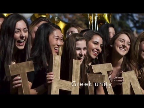 Greek Life at UOP