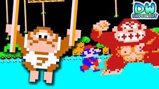 Junior   ANIMATION   Donkey Kong