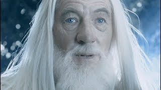 How Ian McKellen Acts With His Eyes