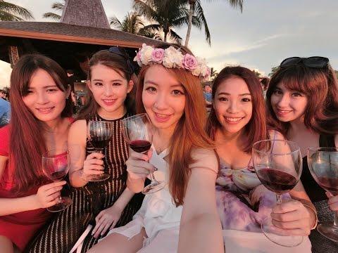 Sunset Bar @ Shangrila Kota Kinabalu