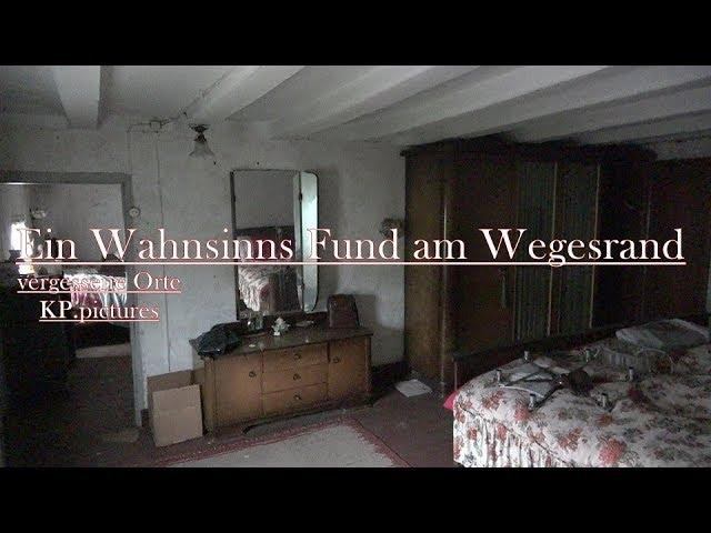 Lost Place - Das kleine Hexenhaus. Ein Wahnsinns Fund !!