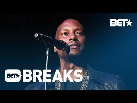 Tyrese Blames Celeb Friends For Financial & Legal Trouble -
