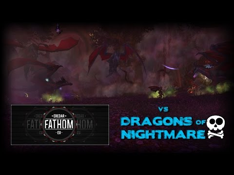 Fathom VS Dragons of Nightmare Mythic - Windwalker Monk PoV (Portal Group)