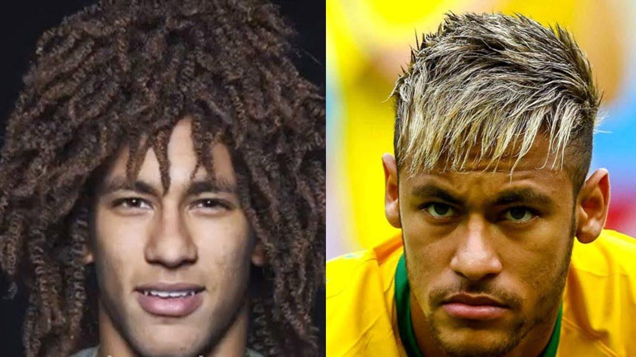 Neymar Hair Styles 2018 Youtube