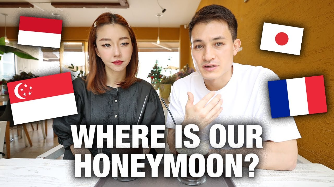 WHERE WILL WE GO FOR OUR HONEYMOON???