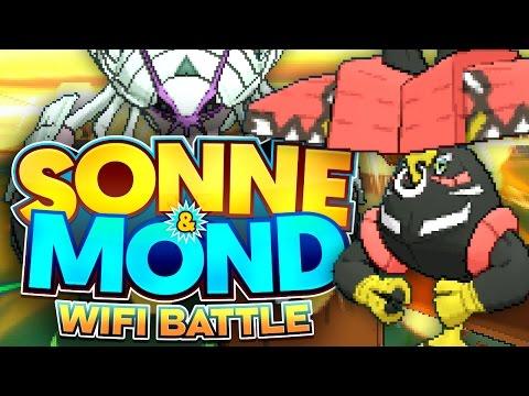 Pokémon Sonne & Mond WiFi Battle - [16] - Kapu-Toros Durchschlagskraft!