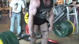KK 380kg (836lb) 5 reps Raw