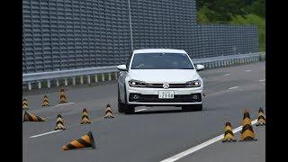 VW ポロ GTI vs MINI ジョンクーパーワークス 3ドアハッチ(ダブルレーンチェンジ編)【DST123-04】