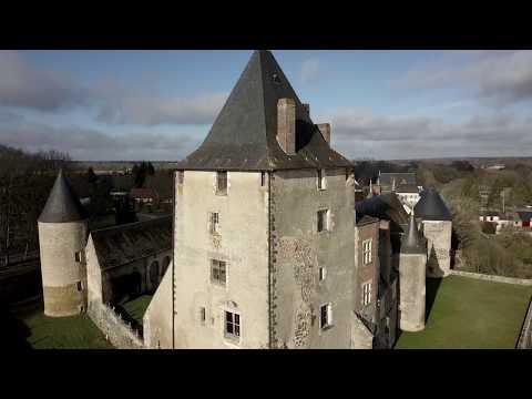 Château de la Chapelle d'Angillon