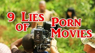 vuclip ⭐️ 9 Kebohongan Film Porno ⭐️ 9 Lies of Porn Movies with english subtitles ⭐️