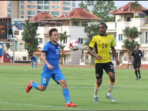 International Friendly: Singapore U22 vs Vanuatu U20