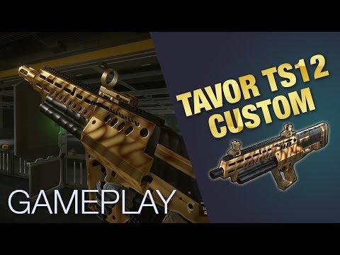 Warface Tavor TS12 Custom Gameplay
